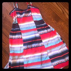 Mossimo tribal dress